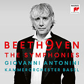 Beethoven: The 9 Symphonies de Kammerorchester Basel