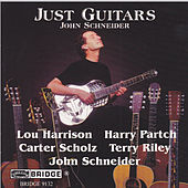 Just Guitars van John Schneider