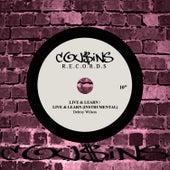 Live & Learn / Live & Learn (Instrumental) by Delroy Wilson