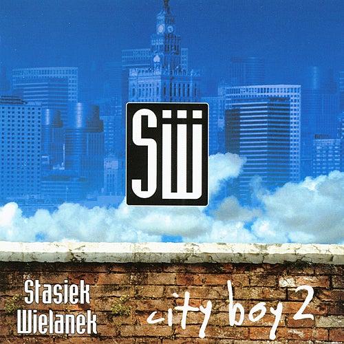 City Boy 2 by Stasek Wielanek
