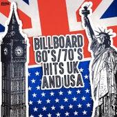 Billboard 60's / 70's Hits Uk and USA de Vários Artistas