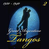 Great Argentine Tangos (1940 - 1960), Vol. 2 by Various Artists