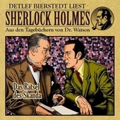 Das Rätsel des Skanda (Sherlock Holmes : Aus den Tagebüchern von Dr. Watson) von Sherlock Holmes