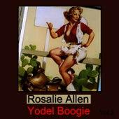 Yodel Boogie, Vol. 3 by Rosalie Allen