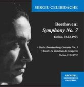 Beethoven, Bach & Ravel: Orchestral Works (Live) de Sergiu Celibidache