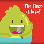 The Floor is Lava Song for Kids von The Kiboomers