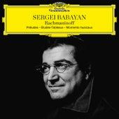 Rachmaninoff: Préludes; Études-Tableaux; Moments musicaux by Sergei Babayan