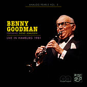 Live in Hamburg 1981 de Benny Goodman