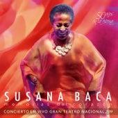 Memorias del Corazón: Concierto en Vivo Gran Teatro Nacional 2019 by Susana Baca
