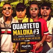 Quarteto Maloka #3 - Preto Incomoda by Vários Artistas