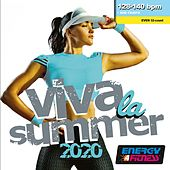 Viva La Summer 2020 (Mixed Compilation For Fitness & Workout 128 - 140 Bpm / 32 Count) de Various Artists
