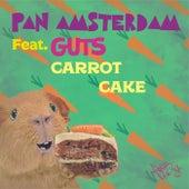 Carrot Cake de Pan Amsterdam