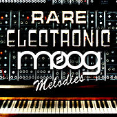 Rare Electronic Moog Melodies by Various Artists