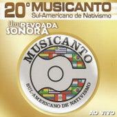 20° Musicanto Sul-Americano de Nativismo: Uma Revoada Sonora (Ao Vivo) de Vários Artistas