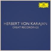 Karajan  - Great Recordings de Herbert Von Karajan