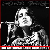 Live In San Francisco by Joan Baez