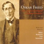 Beethoven: Symphony No. 2 / Stravinsky: The Firebird Suite / Liszt: Les Preludes / Weber, C.: Euryanthe von Oskar Fried