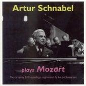 Mozart, W.A.: Piano Concertos Nos. 13, 17, 19-24 and 27 / Piano Sonatas Nos. 8, 12 and 15 (Schnabel) (1934-1947) von Artur Schnabel