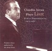 Liszt: Piano Sonata in B Minor / Annees De Pelerinage / Ballade No. 2 / Transcendental Etude No. 10 (Arrau) (1970-1981) von Claudio Arrau