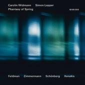 Feldman, Zimmermann, Schönberg, Xenakis by Carolin Widmann