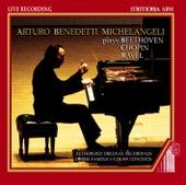 Piano Recital: Michelangeli, Arturo Benedetti - Beethoven / Chopin / Ravel (1987) de Arturo Benedetti Michelangeli