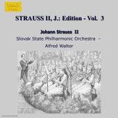 Strauss Ii, J.: Edition - Vol.  3 by Alfred Walter