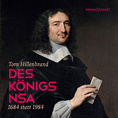 Des Königs Nsa von Tom Hillenbrand
