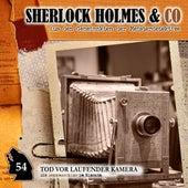 Folge 54: Tod vor laufender Kamera von Sherlock Holmes & Co