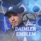 Daimler Emblem by Deno