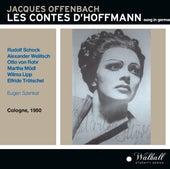 Hoffmanns Erzählungen (Hoffmanns Tales) Sung in German von Martha Mödl