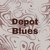 Depot Blues by Lightnin' Hopkins, Jimmy Witherspoon, Son House, Elmore James, Willie Dixon, The Larks, Duane Eddy
