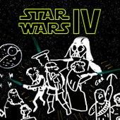Star Wars Episodio IV de Rodrigo Septién Destripando la Historia
