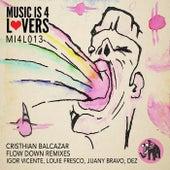 Flow Down Remixes von Cristhian Balcazar