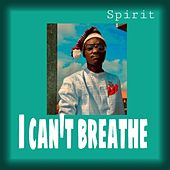 I can't breathe von Spirit