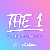 the 1 (Piano Karaoke Instrumentals) by Sing2Piano (1)