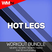 Hot Legs (Workout Bundle / Even 32 Count Phrasing) von Workout Music Tv