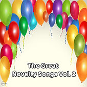 The Greatest Novelty Songs Vol. 2 de Various Artists