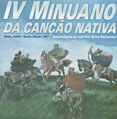 IV Minuano da Canção Nativa by Vários Artistas