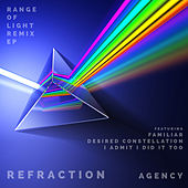 Refraction: Range Of Light Remix EP by The Agency