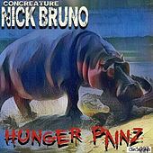 Hunger Pains Mixtape by Nick Bruno