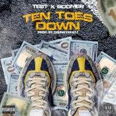 Ten Toes Down von Test