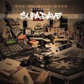 #AnotherSupaDaveProduction Instrumentals von DJ Supa Dave