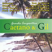 Grandes Compositores: Caetano & Gil by Various Artists