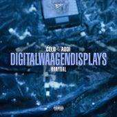 Digitalwaagendisplays by Celo & Abdi