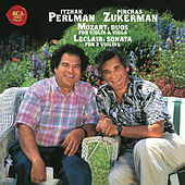 Mozart: Duos for Violin and Viola, K. 423 - 424 & Leclair: Sonata for Two Violins No. 4 in F Major de Itzhak Perlman