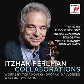 Collaborations - Works by Tchaikovsky, Dvorák, Halvorsen, Walton and Williams von Itzhak Perlman