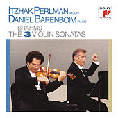 Brahms: Sonatas for Piano and Violin No. 1-3 de Itzhak Perlman
