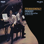 Prokofiev: Violin Sonata No. 1 in F Minor, Op. 80 & Violin Sonata in D Major No. 2, Op. 94bis de Itzhak Perlman