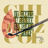 It Takes a Spark to Start a Fire de Chicago Soul Jazz Collective