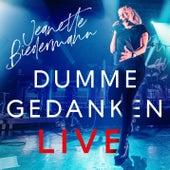 Dumme Gedanken (Live 2020) von Jeanette Biedermann